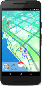pokemon go center