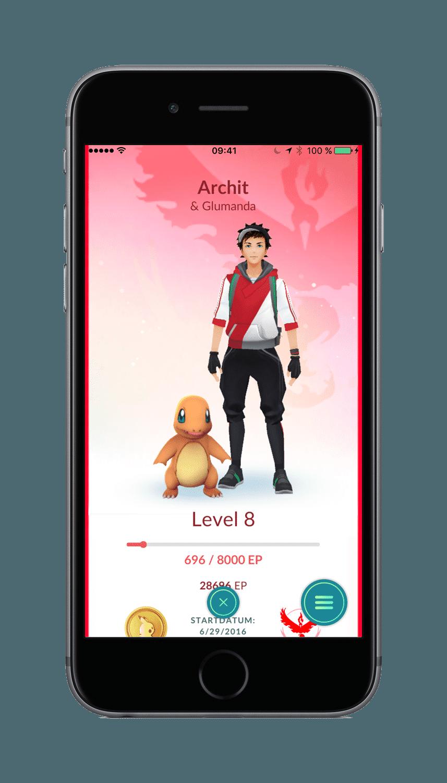 pokemon go buddy update