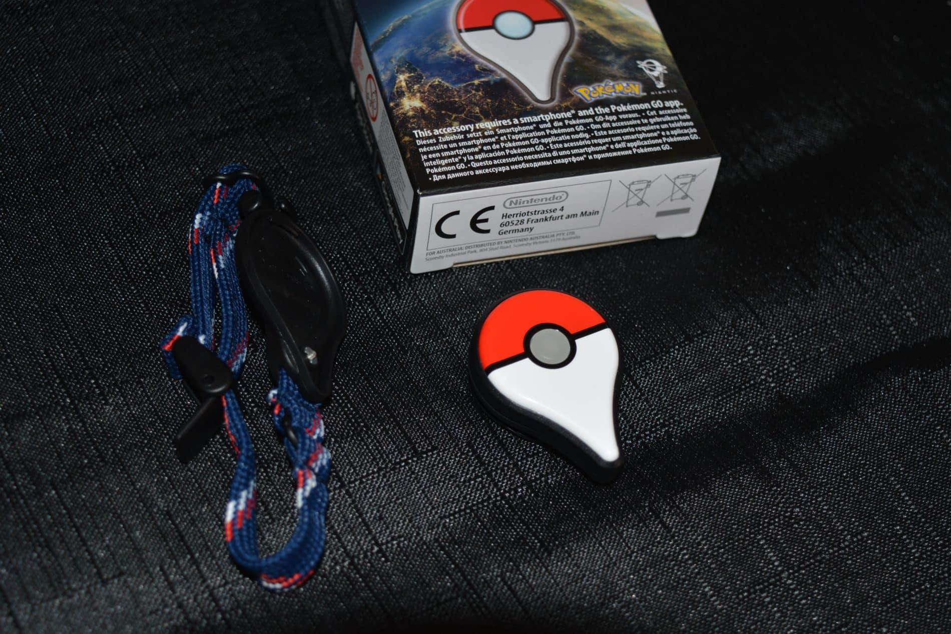 pokemon go plus session