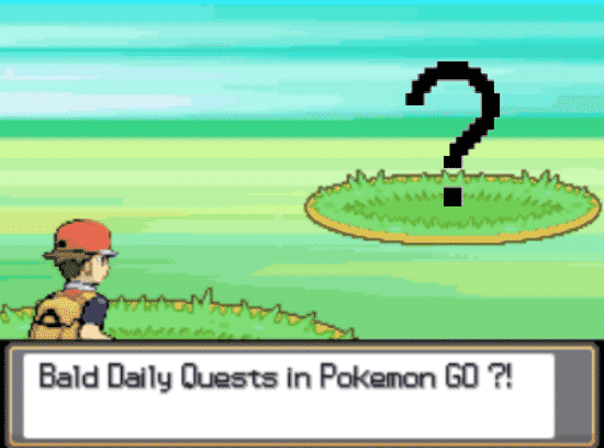 daily quests pokemon go