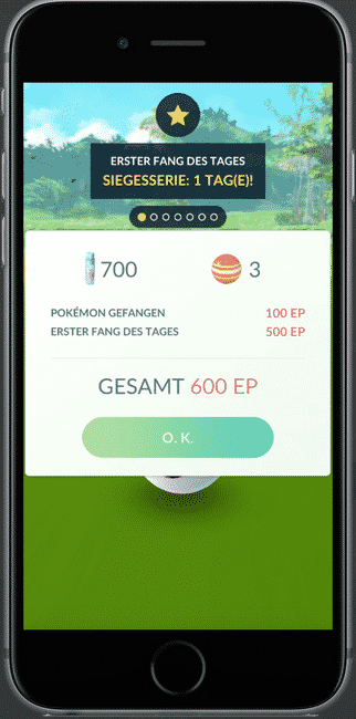 pokemon go daily quest