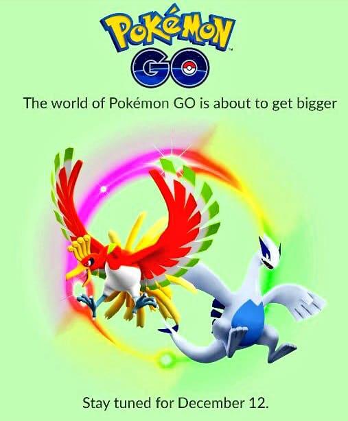 pokemon go 12 dezember