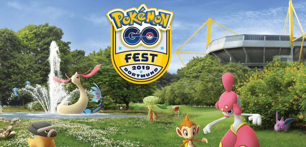 pokemon go fest 2019 dortmund